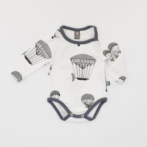 Bild Baby Strampler Baby Bodyweiß biobaumwolle