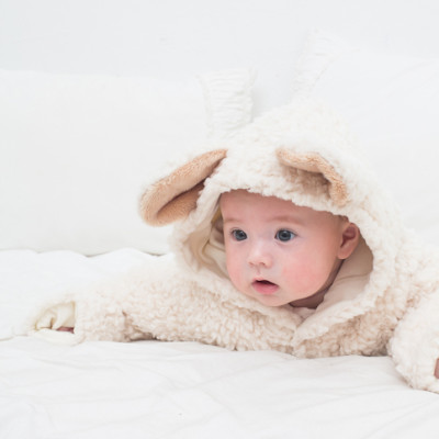 Baby Overall mit Ohren