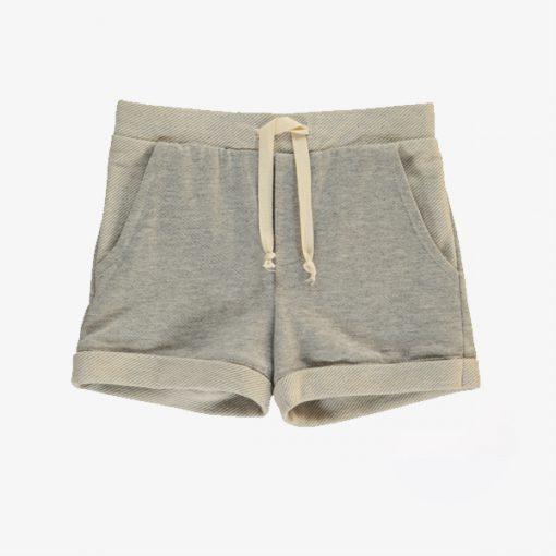 Bild shorts-grau-melange-vorne