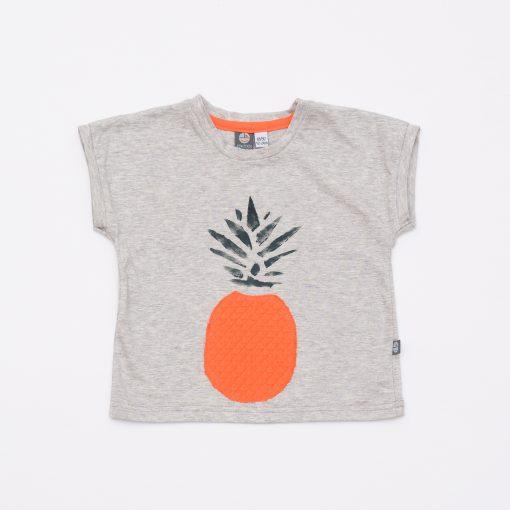 t-shirt ananas bio