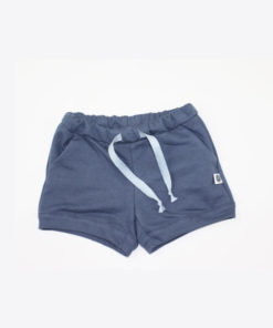 shorts blau vorne
