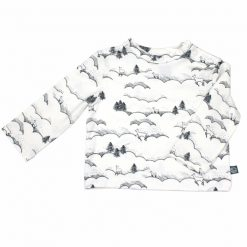 shirt winterlandschaft